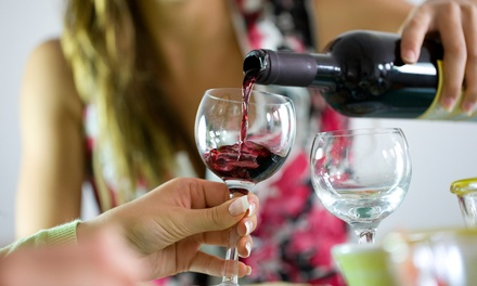 Wine and Sweets Tasting with Truffles, Winescream, and Custom Labels for 2 or 4 at Boutier Winery (Up to 44% Off)