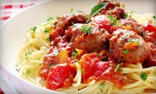 Italian Dinner Food at Francesca's Italian Kitchen (Half Off). Two Options Available.