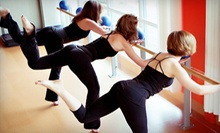 12 or 20 Drop-In Womens Fitness Classes at Studio Fit Chicago (Up to 59% Off)