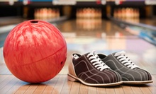Two Hours of Weekend or Weekday Bowling with Shoe Rental for Four or Six at Baldwin Bowling Center (Up to 57% Off)
