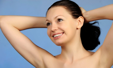Four Laser Hair Removal Treatments on a Small, Medium, or Large Area (Up to 77% Off)