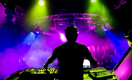 $15 for Glow-Stick Party with a Buffet and DJ for Two on Friday, June 7, at Around the Corner ($30 Value)