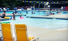 Four Mommy & Me or Eight Baby Bump Splash Swim Classes at Georgia Aquatic Center (Up to 53% Off)