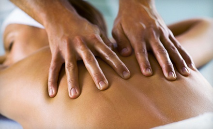 $27 for a 60-Minute Swedish or Deep-Tissue Massage at Mr. Massage IA (Up to $60 Value)