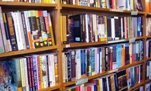 $10 for $20 Worth of Books at Maple Street Book Shops