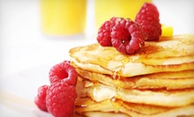 American Breakfast and Lunch Food at Egg Crate Cafe(Up to 52% Off). Two Options Available.