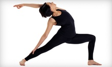 10 or 15 Classes at Nature Yoga (Up to 80% Off)