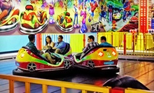 Amusement Rides, Soft Play, and Lazer Runner for Two or Four at The Party Zone USA (Up to 68% Off)