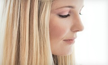 Women's and Men's Salon Packages from Denise at Sanctuary Hair Studio (Up to 53% Off). Four Options Available.