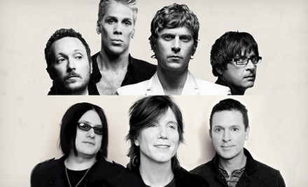 Matchbox Twenty and Goo Goo Dolls at Verizon Wireless Amphitheatre Irvine on Saturday, July 20 (Up to $32 Value)