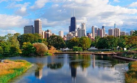 Groupon Deal: Stay at Holiday Inn & Suites Downtown Chicago in Chicago, with Dates into May