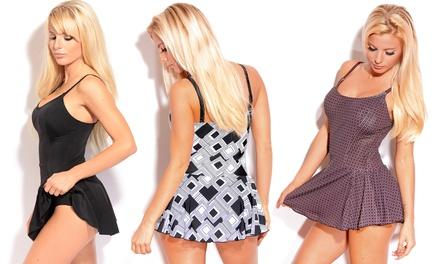 Women's Dippin' Daisy's Missy and Plus-Size One-Piece Swim Dress