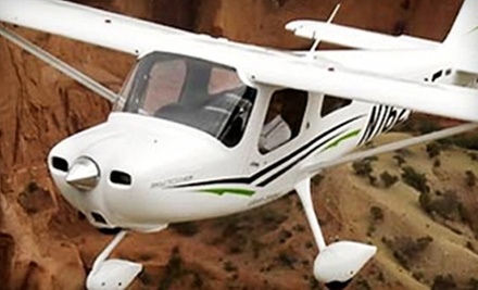 30- or 60-Minute Flight-Discovery Lesson from Cavorite Aviation (Half Off)
