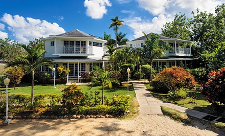 4- or 5-Night Stay for Two in a Garden or Superior Room with Dining Credits at Rondel Village in Negril, Jamaica