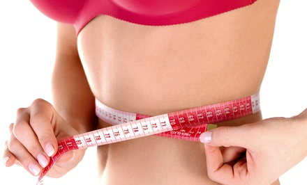 Three or Six Lipo-Laser Body-Slimming Sessions at Newity Laser (75% Off)