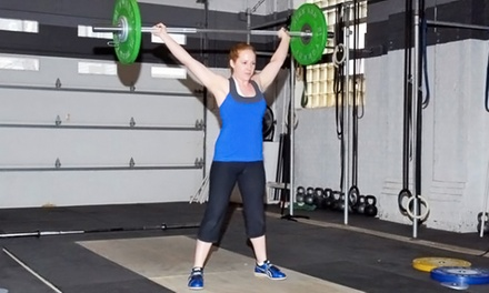 One or Two Months of Classes for One, or One Month of Classes for Two at CrossFit 703 (Up to 80% Off)