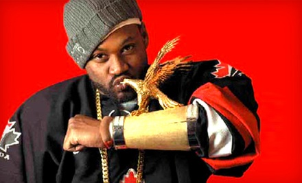 Ghostface Killah Concert at House of Blues New Orleans on May 20 at 9 p.m. (Up to Half Off)