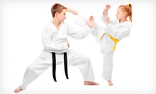 One or Two Months of Unlimited Kids' Brazilian Jiu-jitsu Classes at FUSE Martial Arts (Up to 58% Off)