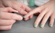 One or Three Manicures at Jon Richard Salon (Up to 53% Off)