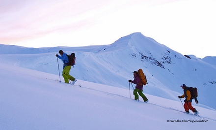 2014 BANFF Mountain Film Festival Radical Reels Tour at California Theatre on September 25 (Up to 40% Off)