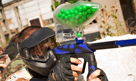 Paintball Outing for 4 or 8 with Equipment Rental and Rounds at Tempe Paintball (Up to 43% Off)