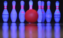 $25 for Unlimited Cosmic Bowling for Up to Five with Shoe Rental and Popcorn at Dunedin Lanes (Up to $74 Value)