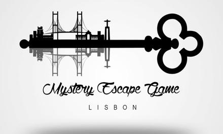 Jogo de fuga Mistério do Vinho do Porto ou dos Descobrimentos por 39 € na Mystery Escape Game