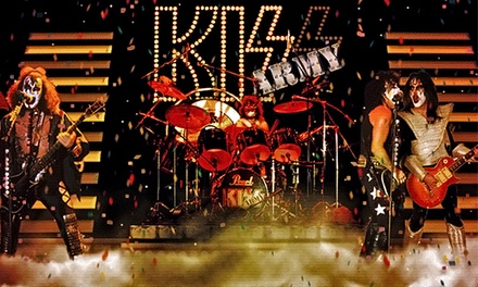 KISS Army or Slippery When Wet at House of Blues Orlando on May 25 or 31 (Up to 47% Off)