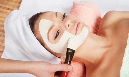 Amazing Facial with Optional Revitalight Treatment at Amazing Grace Spa (51% Off)