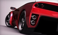 $45 for a Mini Interior and Exterior Detailing for a Car at Lord's Detailing and Car Wash ($125 Value)