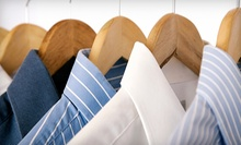 Dry Cleaning at Max Precision Cleaning Enterprise (Up to 68% Off). Four Options Available.