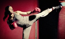 Three-Month, Six-Month, or One-Year Kickboxing Gym Membership at 9Round (Up to 59% Off)