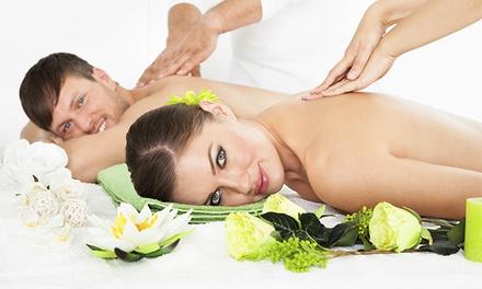 Beclinic — Gondomar: 1 ou 2 massagens para casal com ritual de chá desde 19€