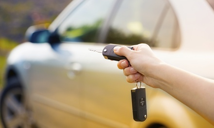$119 for Remote Starter for One Vehicle with Bypass Unit and Installation at Autobahn ($399 Value)