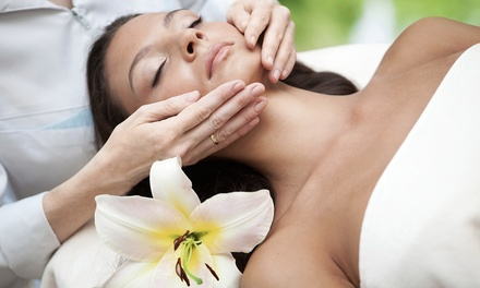 Facial and Massage Packages at Phalanges Spa (Up to 53% Off). Two Options Available.