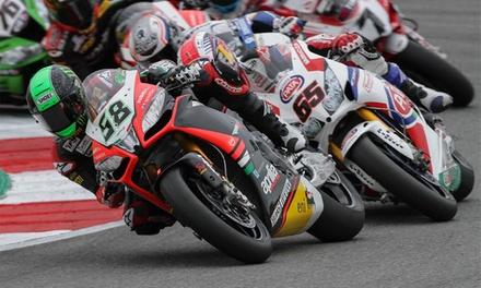 Autódromo Internacional do Algarve — Portimão: bilhete duplo para o Campeonato do Mundo de Superbike desde 14€