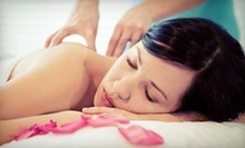 One or Three 60-Minute Signature Massages at Agape Touch Massage Therapy (Up to 55% Off)