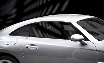 $159 for Tinting on Five Car Windows at FNR Auto Customs ($325 Value)