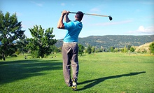$189 for 10 Rounds of Golf, 10 Group Lessons, and a Wedge at Riverside Golf Course (Up to $1,145 Value)