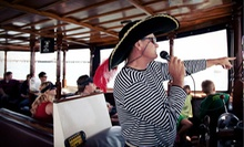 40-Minute Boat Ride for Two, Four, or Six from The Pirate Boat Ride (Up to 58% Off)