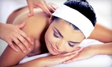 Relaxation Body Massage or Foot-Reflexology Massage at Four Seasons Natural Wellness Centre (51% Off)