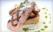 Dinner for Two or Four at Duo Restaurant & Lounge (Up to 55% Off)