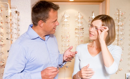 $25 for $150 Toward Frames and Prescription Lenses at Clear Vision Optical