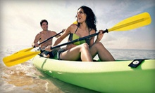 Two-Hour Guided Kayak Tour for One or Two from Kayak Annapolis (Up to 55% Off)
