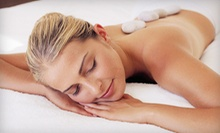 45-Minute Hot-Stone Massage, 50-Minute Facial, or Both at Cosmopolitan Spa (Up to 53% Off)