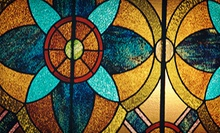 Two-Hour Intro to Stained-Glass Class for One or Two at Studio Arts &amp; Glass (Up to 59% Off)