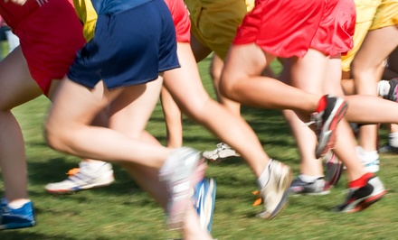 $16 for One Registration for 5K Run to End Global Poverty from PartnershipsInAction ($30 Value)