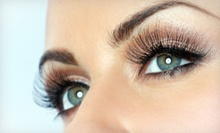 Mink Eyelash Extensions with Optional Fill-In at Caesar Spa (Up to 77% Off)