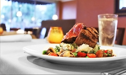 $30 for $50 Worth of New American Food for Dinner at Hollister Grill