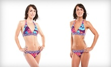 One or Three Tahitian or Fiji Express Airbrush Tans at Airbrush Tanning by Nicole Fae (Up to 54% Off)